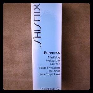 Shiseido Oil-Free Mattifying Moisturizer